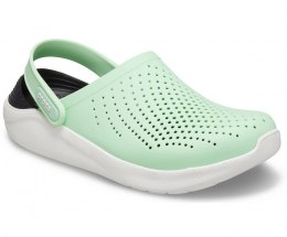 Crocs LITERIDE CLOG 3TP NEO MINT ALMOST WHITE
