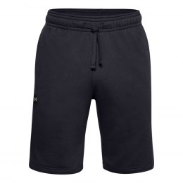 Spodenki UA Rival Fleece Shorts 1357117 001
