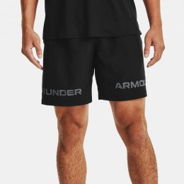Spodenki do treningu UA Woven Graphics WM Shorts 1361433 001
