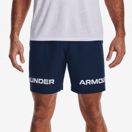 Spodenki do treningu UA Woven Graphics WM Shorts 1361433 408